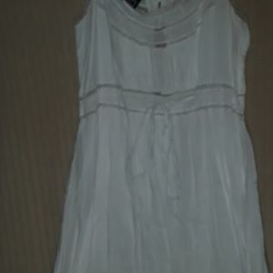 While summer Dress